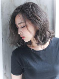 【 Liv 】NOT黒髪☆色素薄めのイルミナグレージュ♪ - 24時間いつでもWEB予約OK!ヘアスタイル10万点以上掲載!お気に入りの髪型、人気のヘアスタイルを探すならKirei Style[キレイスタイル]で。