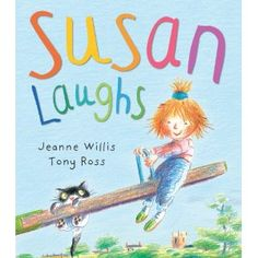 Susan laughs, she sings, she flies, she swings. She's good, she's bad, she's happy and she's sad... A lovely book about wheelchair user Susan who is no different from any other child.
