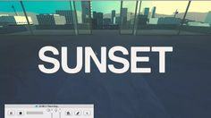 An autoethnography playing the game Sunset by Eija on Vimeo