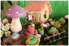 Candy bar - Naturaleza y Hadas17