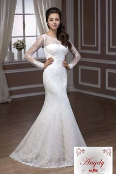 Hochzeitskleid Rosendahl - Model Antonia   www.lavie-brautmode.de