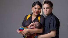"""Image copyright                  NASA                  Image caption                                      """"Después de tres semanas viviendo juntos, salí embarazado"""", cuenta Fernando.                                Diane Rodríguez y Fernando Machado son una de las parejas de transexuales de más alto perfil en América Latina. Recientemente tuvieron"""