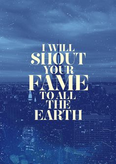 """Shout Your Fame - Gio Galanti, Natasha Bedingfield, Paul Nevison + Jonas Myrin (Hillsong) [ 2003 ] From the album """"Hope"""" by Hillsong Live 135 / 365 *Click here to view the complete """"365 Worship Project!"""""""