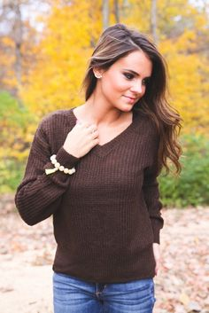 Sweater- Coffee http://www.firstharvestboutique.com/product-page/c3b905ea-ef9d-3d3c-ee9a-942c8e03a134