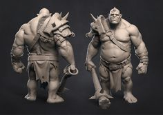 The character I've done during  workshop at Mold3d with Gio Nakpil. Inspired by Word of Warcraft.