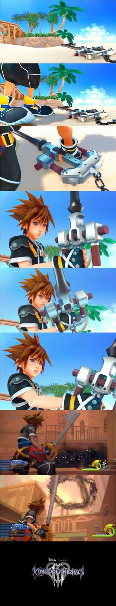 Kingdom Hearts 3 Im so proud of this edit! Follow me on IG at Kingdom_Hearts_Forever