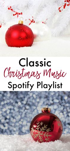 need some christmas music for your christmas party this pre made spotify playlist is - Classic Christmas Music