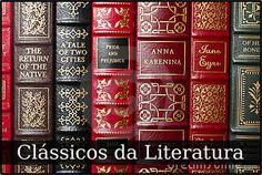 Lista de 48 livros clássicos da literatura para expandir seu horizonte intelectual e visão de mundo. Escritores como Montaigne, Dostoevsky, Kafka e outros