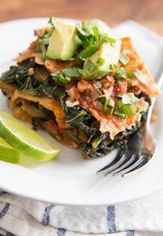 Recipe: 6-Ingredient Vegan Enchilada Casserole