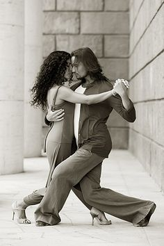 """Passion for dance leads a man towards a natural desire for respect and romance."" ~ Sabrina Steczko"