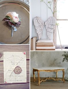 Shabby Chic Wedding ✈ Wednesday Wishlist