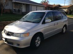 2003 Honda Odyssey - Rancho Cordova, CA #4267643430 Oncedriven