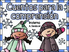 Winter Reading Comprehension Passages in Spanish