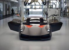 Lamborghini Sesto Elemento Concept | URDesign Magazine