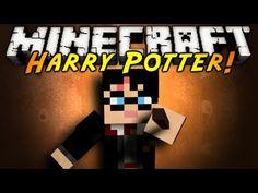 Minecraft Mod Showcase : HARRY POTTER! - YouTube