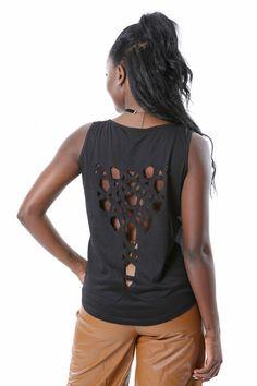 Tank Tops, T Shirt, Collection, Women, Fashion, Supreme T Shirt, Moda, Halter Tops, Tee Shirt