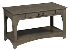 Amish O'Shea Sofa Table Amish O'Shea Sofa Table. Contemporary style in the solid wood of your choice. #DutchCrafters