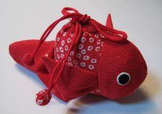ちりめん細工-金魚   妙義山の麓から - 楽天ブログ