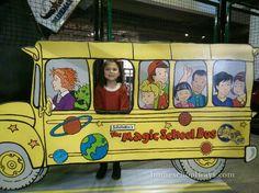 Magic School Bus, Painting, Painting Art, Paintings, Painted Canvas, Drawings