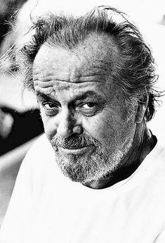 Jack Nicholson – - New Sites Hollywood Stars, Hollywood Walk Of Fame, Classic Hollywood, Jack Nicholson, Stallone Rocky, Cinema Tv, Sophie Marceau, Clint Eastwood, Cultura Pop