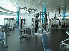 royal caribbean fitness center - Google Search