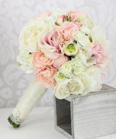 bouquet shabby chic4