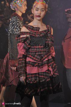 Nozomi Ishiguro Couture A/W 2014-15. Tokyo