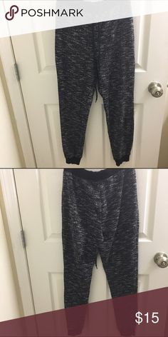 Jogger Sweats Thick, comfortable. Forever 21 Pants Track Pants & Joggers