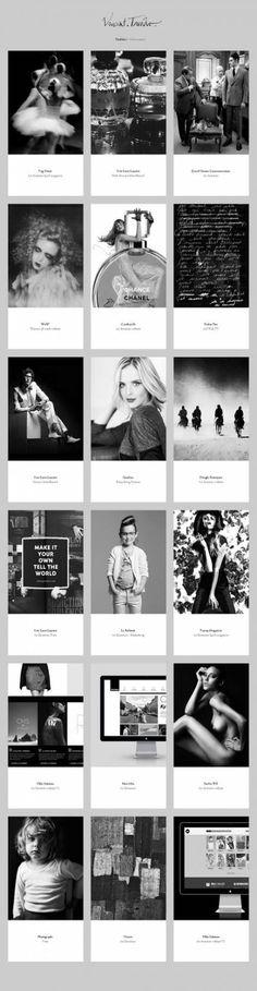 Ideas Fashion Portfolio Layout Beautiful For 2019 Web Design Mobile, Web Ui Design, Layout Design, Graphic Design, Blog Design, Fashion Portfolio Layout, Portfolio Website Design, Responsive Layout, Le Web
