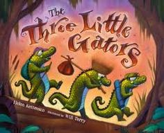 The Three Little Gators: Helen Ketteman, Will Terry Will Terry, My Father's World, Kindergarten Science, Preschool Education, Preschool Themes, Three Little Pigs, Mentor Texts, Animal Books, Readers Workshop