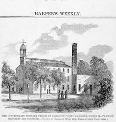 OP_198 Confederate Prison, Salisbury 1862 | Flickr - Photo Sharing!