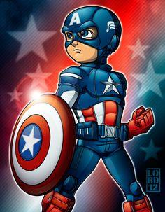 Avengers Cartoon, Marvel Cartoons, Avengers Characters, Chibi Characters, Marvel Art, Marvel Dc Comics, Marvel Heroes, Marvel Avengers, Anniversaire Captain America