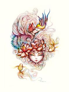 Hope in my life by Dou , via Behance