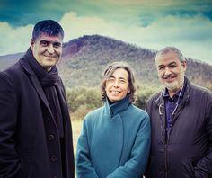 Rafael Aranda, Carme Pigem & Ramon Vilalta