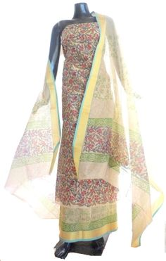 Pin by Sharad Textile on Maheswari Cotton Suit | Pinterest | Cotton