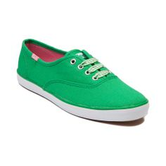 Shop for Womens Keds Champion Basic Casual Shoe in Green at Journeys Shoes. Shop today for the hottest brands in mens shoes and womens shoes at Journeys.com.An American original, this vibrant Keds Champion features a classic canvas upper, special plaid print lace closure, contrast color lining, and rubber sole. Available only online at Journeys.com and SHIbyJourneys.com!