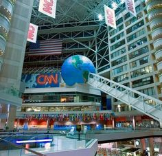 Inside CNN Studio Tour. Get a once-in-a-lifetime view of the global headquarters of CNN.