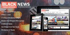 BlackNews - News & Magazine Premium WordpressTheme - http://fitwpthemes.com/blacknews-news-magazine-premium-wordpresstheme/