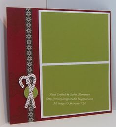 Trinity Designs: Scrapbook Pages