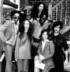 24. The Saturday Night Live original cast, (1975)