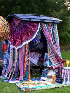 Hippie Curtains Boho Curtains Junk Gypsy Teen Room-Dorm-Hippy-Glamping Wedding Sequin Door Hanging Mandala Tapestry Rag Garland Backdrop READY TO SHIP Hippie Curtains made with [. Hippie Curtains, Drop Cloth Curtains, Green Curtains, Curtains Living, Beaded Curtains, Window Curtains, Patchwork Curtains, Sewing Curtains, Short Curtains