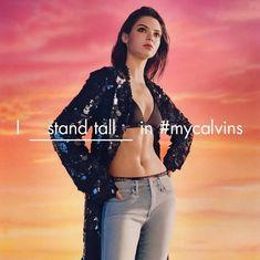 New Calvin Klein Campaign Featuring Celebrities – Fubiz Media