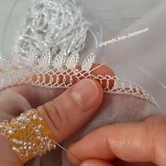 Needle Lace, Bargello, Sewing Tutorials, Videos, Diy And Crafts, Embroidery, Rose Gold, Knitting, Photo And Video