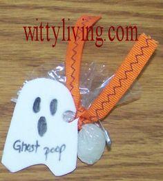girl scout swaps swap ghost poop