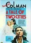 """""""A Tale Of Two Cities"""" (dir. Jack Conway, 1935) --- Ronald Colman gives the performance of his career as a disgraced lawyer defending an accused spy while trying to redeem himself in the eyes of the woman both he and the defendant love, in this Oscar-nominated adaptation of Charles Dickens's classic novel."""