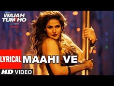 Maahi Ve Video Song Wajah Tum Ho | Neha Kakkar, Sana, Sharman, Gurmeet | Vishal Pandya - YouTube