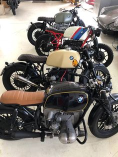 Cafe Racer Dreams - BMW