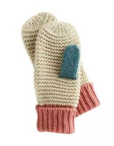 Lovely Mittens Mittens are a special type of gloves worn during the winter season. Mittens have a nice feel about them. Mittens also have a nice shape and design… Crochet Mittens, Knitted Gloves, Knit Or Crochet, Fingerless Mittens, Crochet Granny, How To Knit Mittens, Knitted Balaclava, Knitted Mittens Pattern, Love Knitting