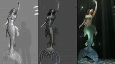 Magic Mirror - Mermaid AR on Vimeo