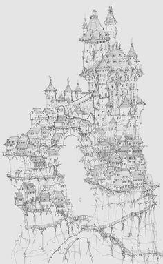Haydens Artworks -from my sketchbook